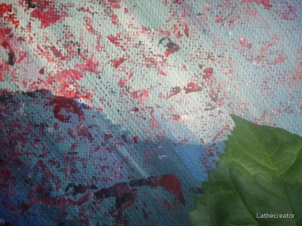 Fluttering Hydrangers by Lathecreator