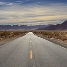 On an Old Desert Highway by Peter B