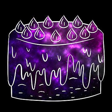 Cosmic Cake by Redvelvet4eVer