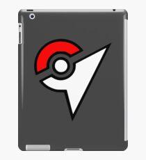 Pokemon - Gym Logo iPad Case/Skin