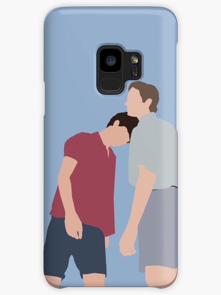 Call Me By Your Name Minimalist Cases Skins For Samsung Galaxy