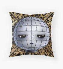 Chibi Pinhead Throw Pillow