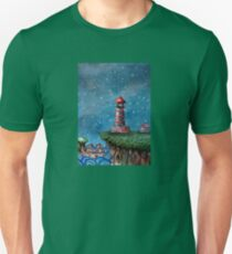 Date Night at the Museum Lighthouse Unisex T-Shirt