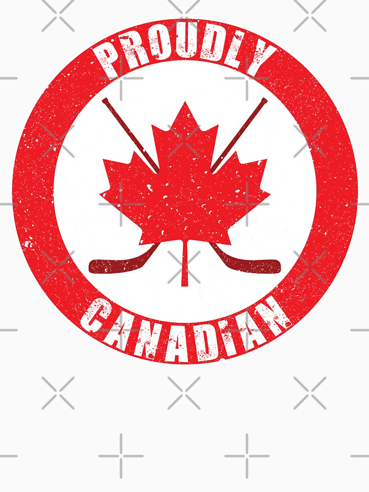 Proudly Canadian (Distressed) [Roufxis - RB] by RoufXis