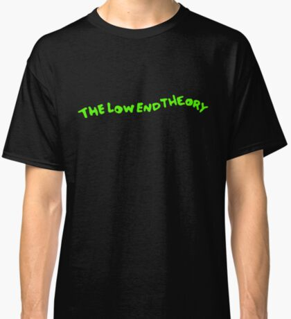 Tribe called quest low end theory script replica  Classic T-Shirt