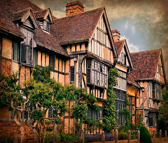 Wick Manor by ScenicViewPics