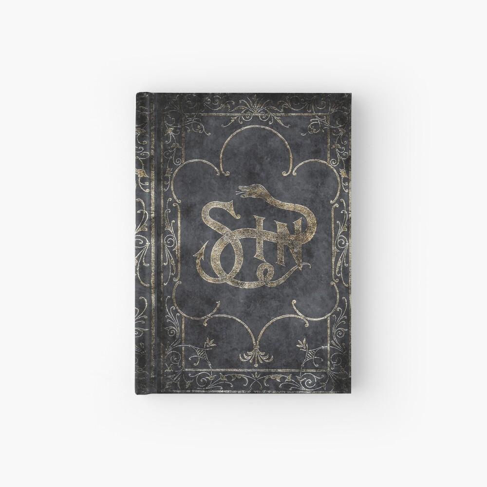 Buch der Sünde Notizbuch