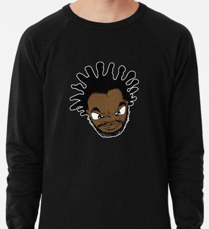 Jeru the Damaja replica D. Original Sun Rises Cartoon Replica promo print Lightweight Sweatshirt