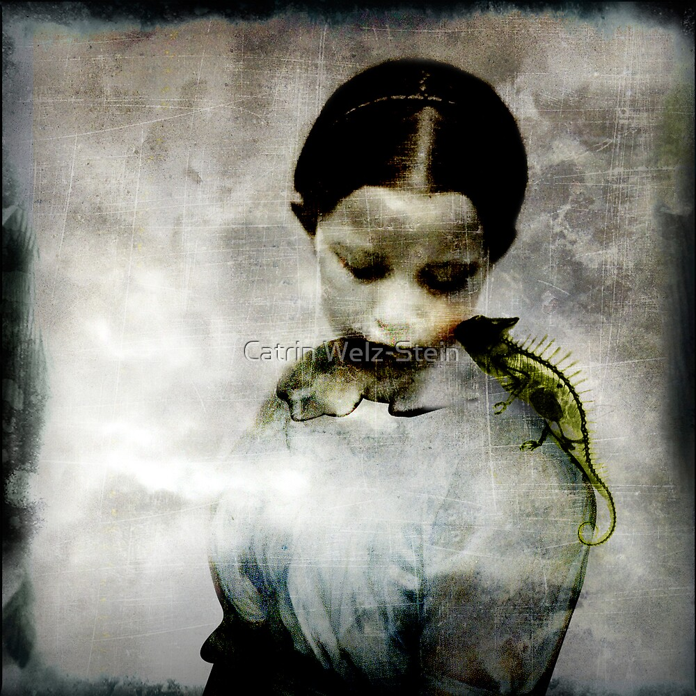 My little friend by Catrin Welz-Stein