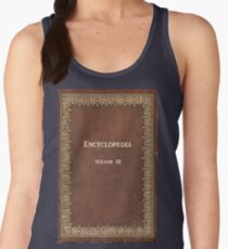 Antique Encyclopedia Women's Tank Top