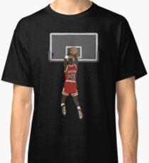 Michael Jordan Game Winner Classic T-Shirt