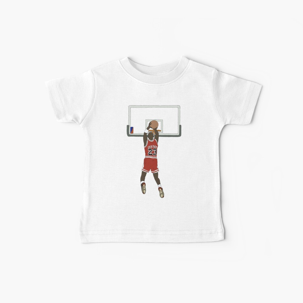 Michael Jordan Game Winner Baby T-Shirt
