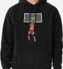 Michael Jordan Spiel Gewinner Hoodie