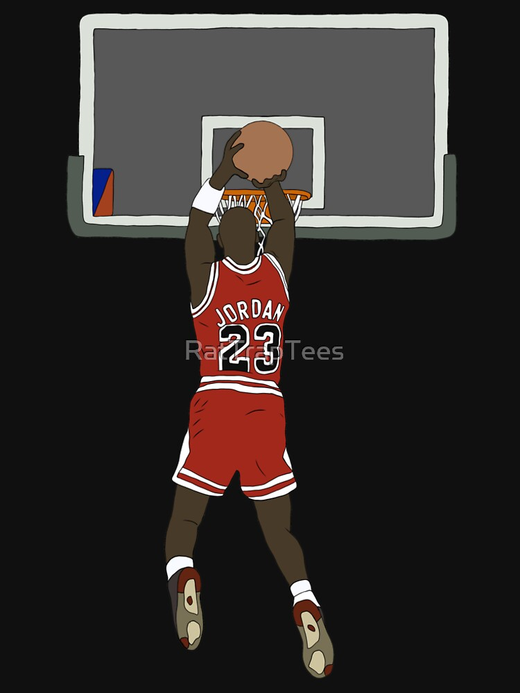Michael Jordan Game Winner by RatTrapTees