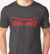 novo amor Unisex T-Shirt