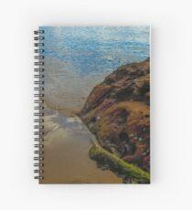Sand meet Sea Spiral Notebook