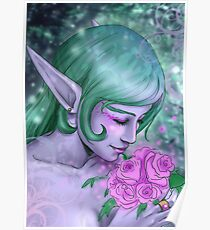 .:Night Elf:. Poster