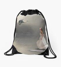Awe Drawstring Bag
