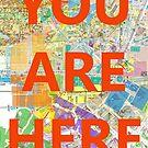 Directory Maps by Melissa J Barrett