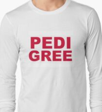 RUN Pedigree Long Sleeve T-Shirt