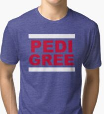 RUN Pedigree Tri-blend T-Shirt