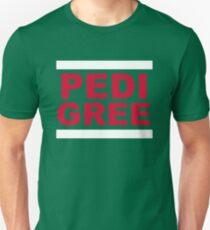 RUN Pedigree Unisex T-Shirt