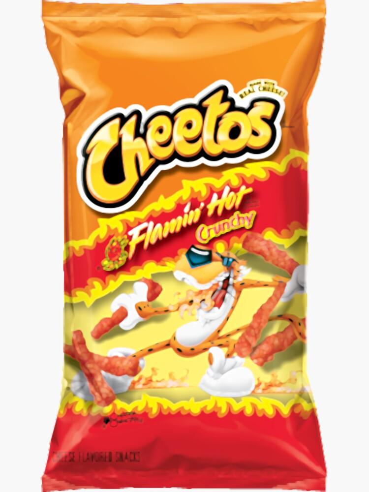 Flamin 'heiße Crunchy Cheetos von aahhbianca
