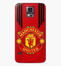 manchester united logo device cases redbubble