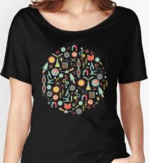 Science Studies Women's Relaxed Fit T-Shirt