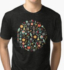 Science Studies Tri-blend T-Shirt