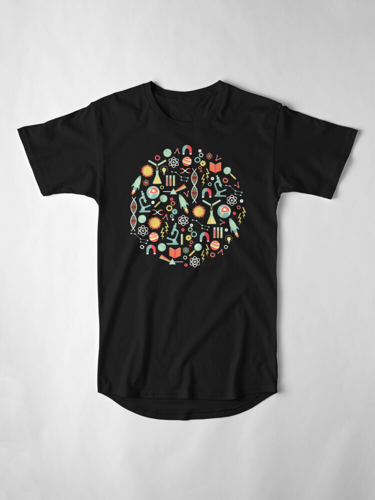 Alternate view of Science Studies Long T-Shirt