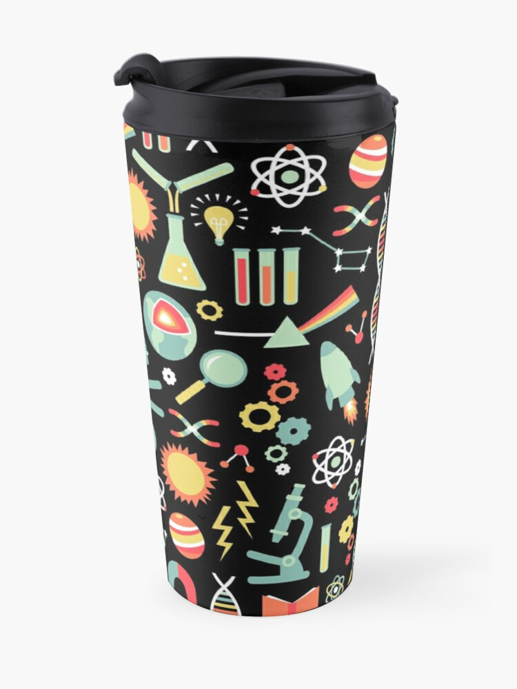 Alternate view of Science Studies Travel Mug