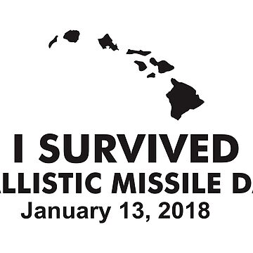 I survived Ballistic Missile Day by Brenampbell