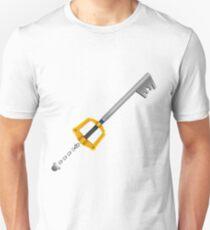 Kingdom Hearts Sora's Keyblade Unisex T-Shirt