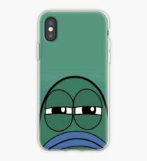 mad fish iPhone Case