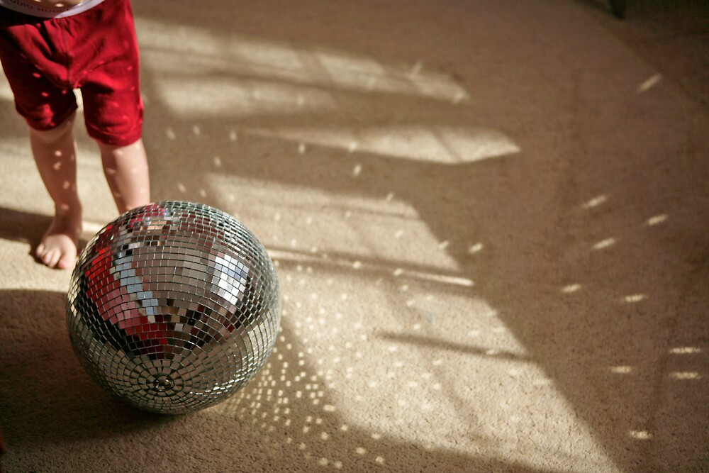 disco morning by gio zizzo