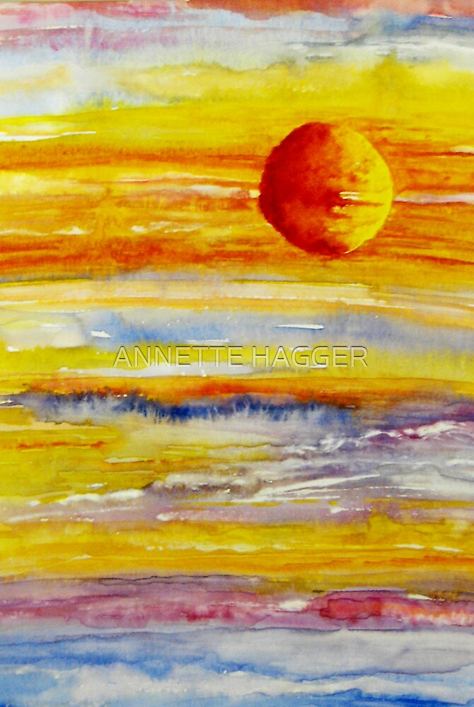 SOLSTICE by ANNETTE HAGGER
