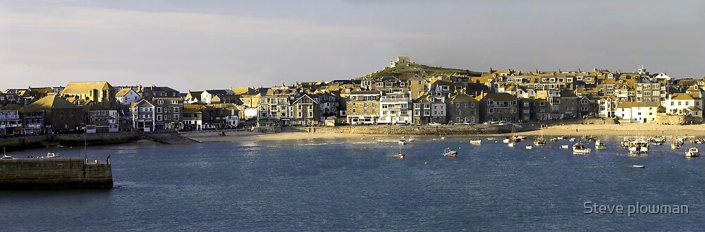 St Ives panorama by Steve plowman