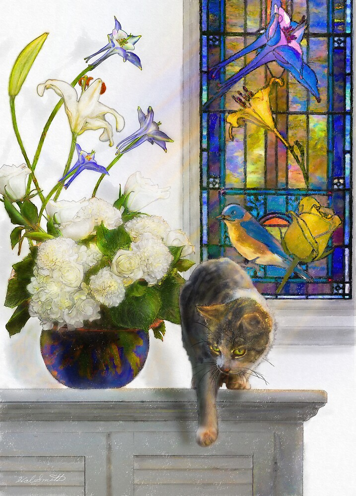 The Window by Hal Smith