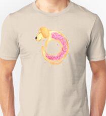Camiseta unisex Doxie Donut