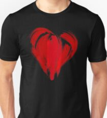 GRAFFITI HEART T-Shirt