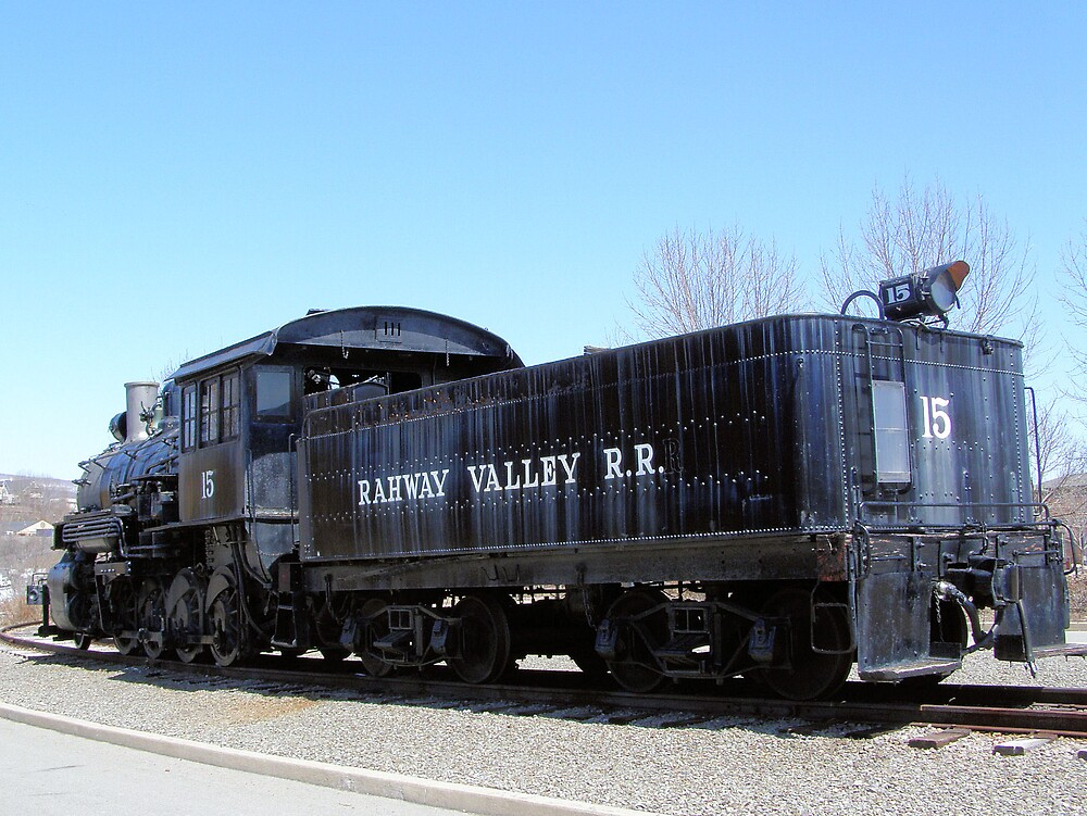 Rahway Valley RR #15 by Donnie Shackleford