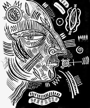 Astral Guide 1 by Hermes Ifaraba
