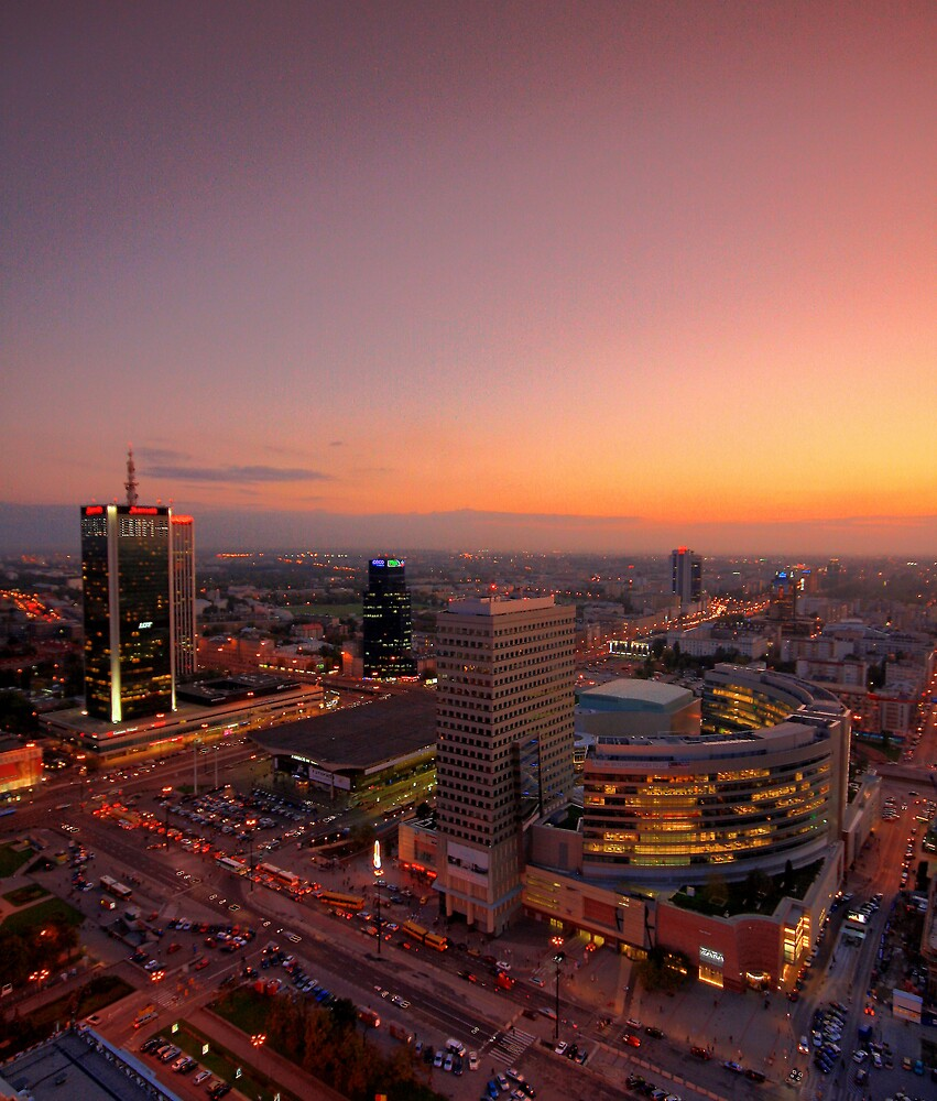 Warsaw SW by Qba from Poland