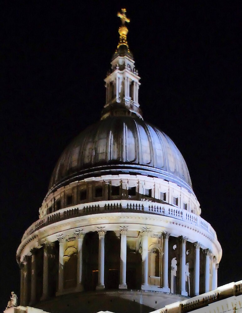 St Paul's Cathedral by Martin Kirkwood (photos)