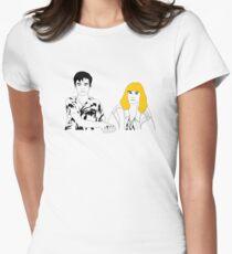 alyssa james Women's Fitted T-Shirt