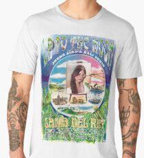 LA to the Moon Men's Premium T-Shirt