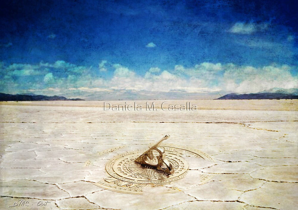 Running Out of Time by Daniela M. Casalla