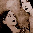 Lipstick sisters 2 by Elisabete Nascimento