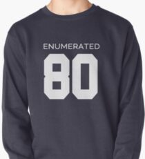 Rep Your Census Year - 80s Generation Pullover
